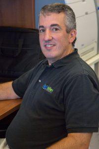 Photo of teacher Tom Morrill