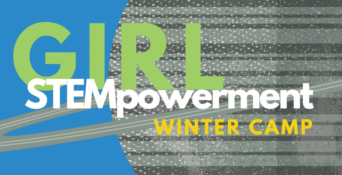 Image of Girl STEMpowerment winter camp flier